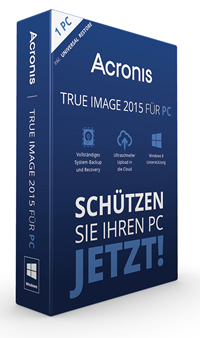 ACRONIS True Image 2015 PC